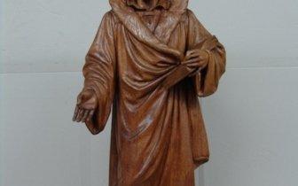 Holzplastik, A.Bohlig nach O.Rassau 1901, Stiftung Luthergedenkstätten, nach Restaurierung.JPG